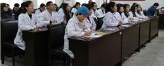 白城玛丽亚妇产医院开展急救安全'乡医'相伴