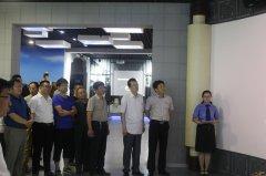 白城玛丽亚妇产医院组织干部参观警示教育基地