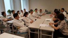 白城玛丽亚妇产医院开展共谋发展大计