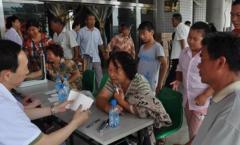 白城玛丽亚妇产医院开展'学雷锋'义诊活动