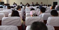 白城玛丽亚妇产医院召开消防安全会议
