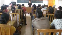 白城玛丽亚妇产医院举办女性健康知识讲座