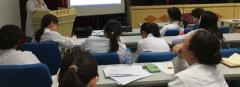 白城玛丽亚妇产医院进行新版电子病历培训会