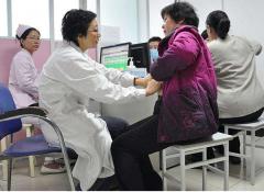 白城玛丽亚医院举办'粉红丝带月'义诊活动