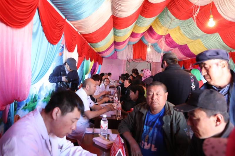 白城玛丽亚妇产医院开展'共建健康中国'